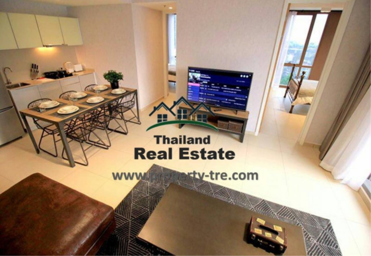 Thailand Real Estate Agency's 2 Bedroom at Condo The Loft Ekkamai near Ekkamai BTS(12761) 7