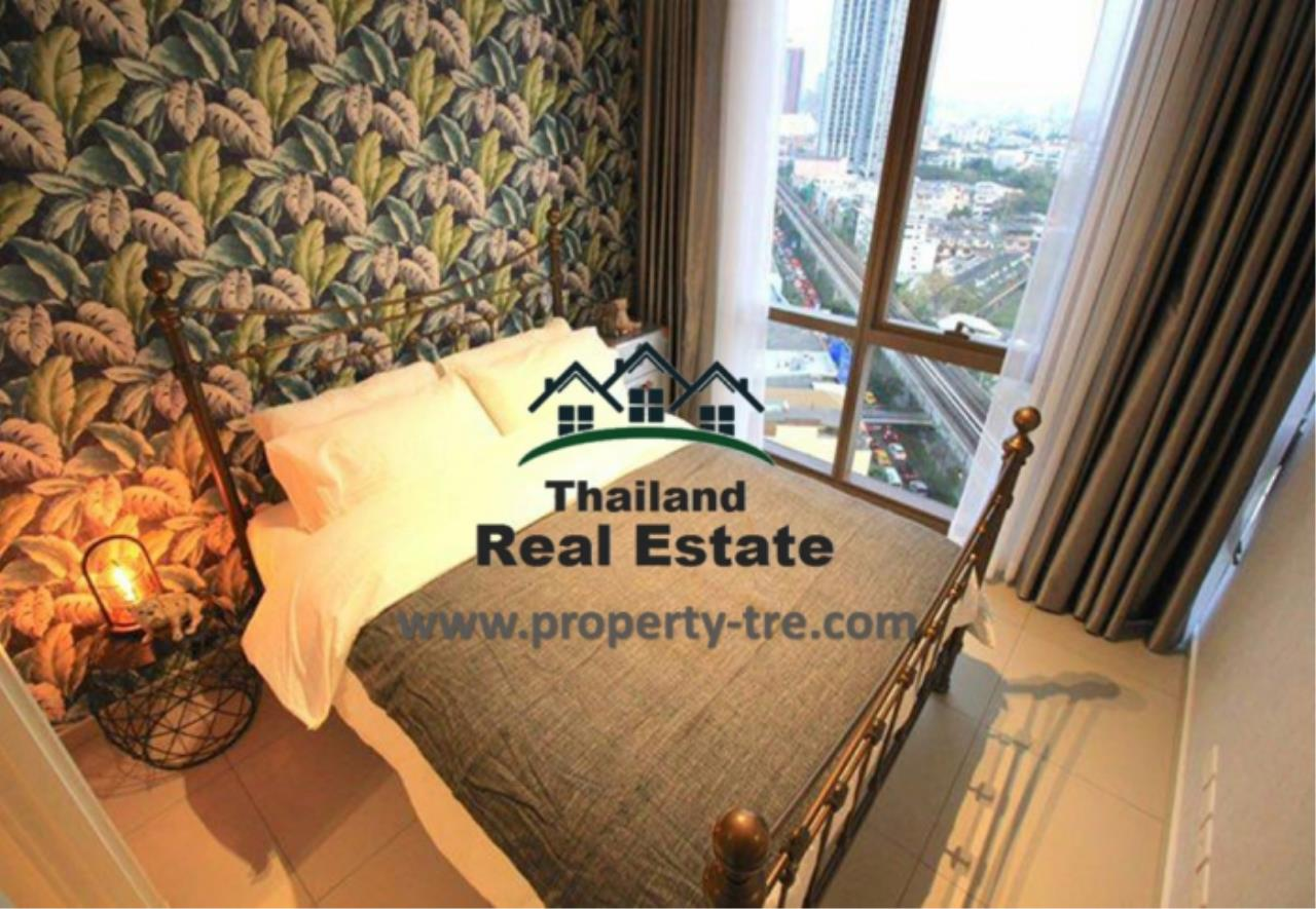 Thailand Real Estate Agency's 2 Bedroom at Condo The Loft Ekkamai near Ekkamai BTS(12761) 15