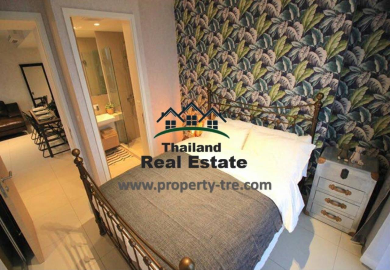 Thailand Real Estate Agency's 2 Bedroom at Condo The Loft Ekkamai near Ekkamai BTS(12761) 16