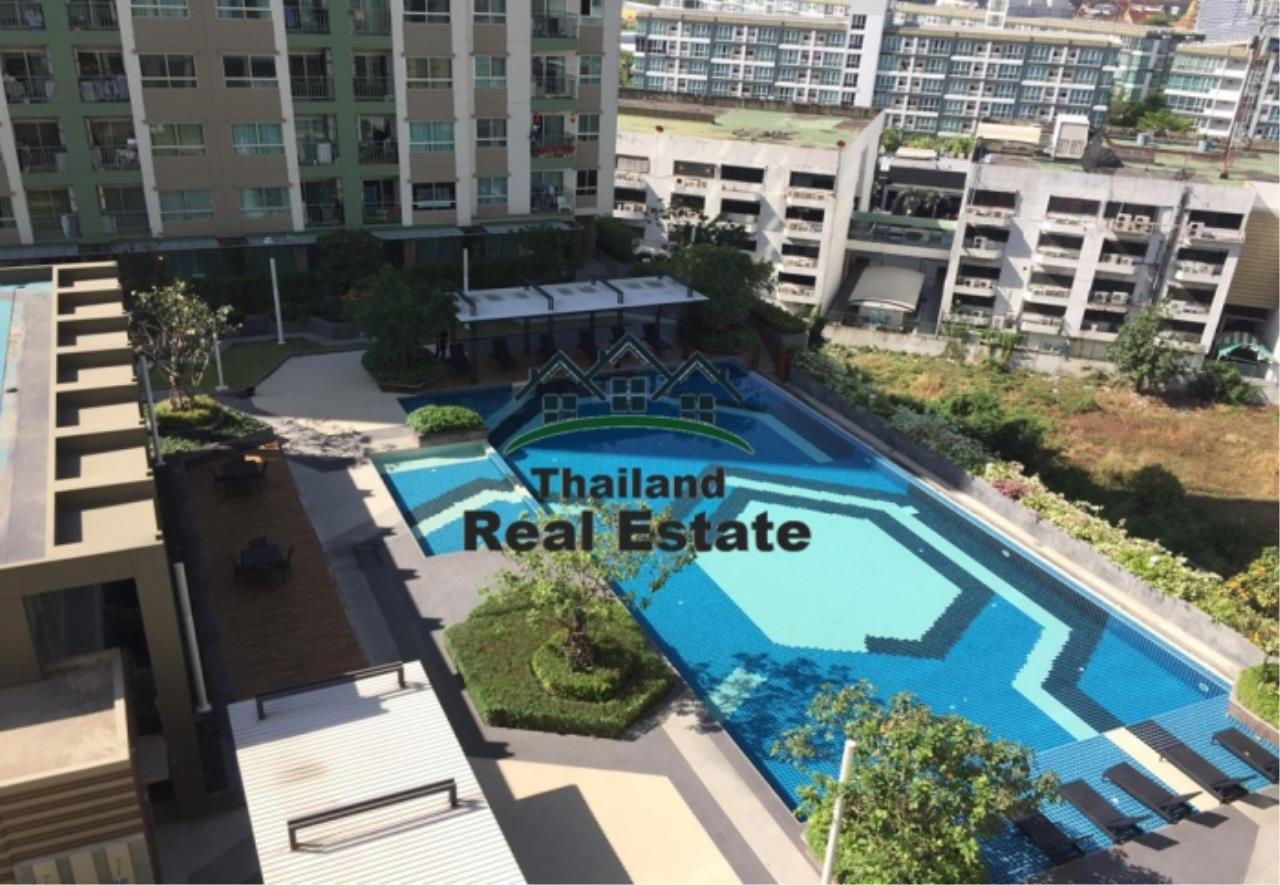 Thailand Real Estate Agency's 1 Bedroom Condo at Lumpini Park Ratchada(12705) 1
