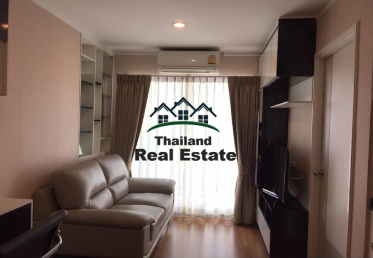 Thailand Real Estate Agency's 1 Bedroom Condo at Lumpini Park Ratchada(12705) 5
