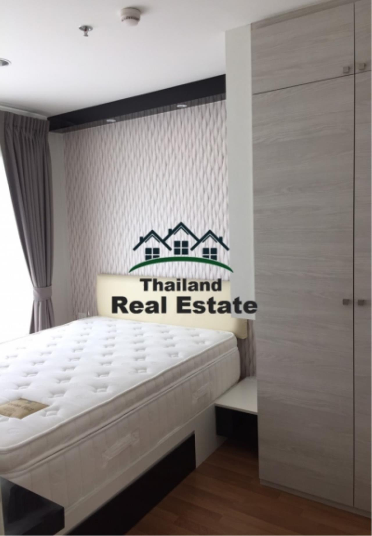 Thailand Real Estate Agency's 1 Bedroom Condo at Lumpini Park Ratchada(12705) 12