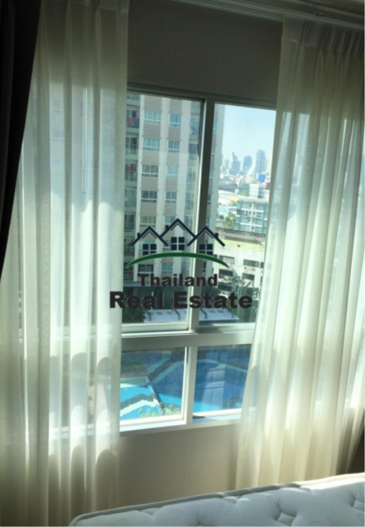 Thailand Real Estate Agency's 1 Bedroom Condo at Lumpini Park Ratchada(12705) 16