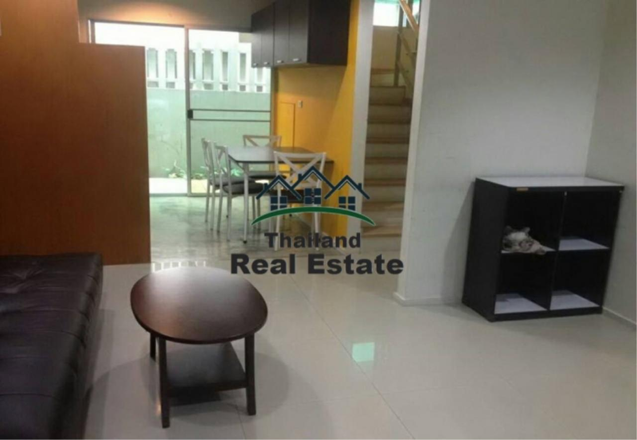 Thailand Real Estate Agency's 3 Bedroom Town house at Noble Cube(12716) 4