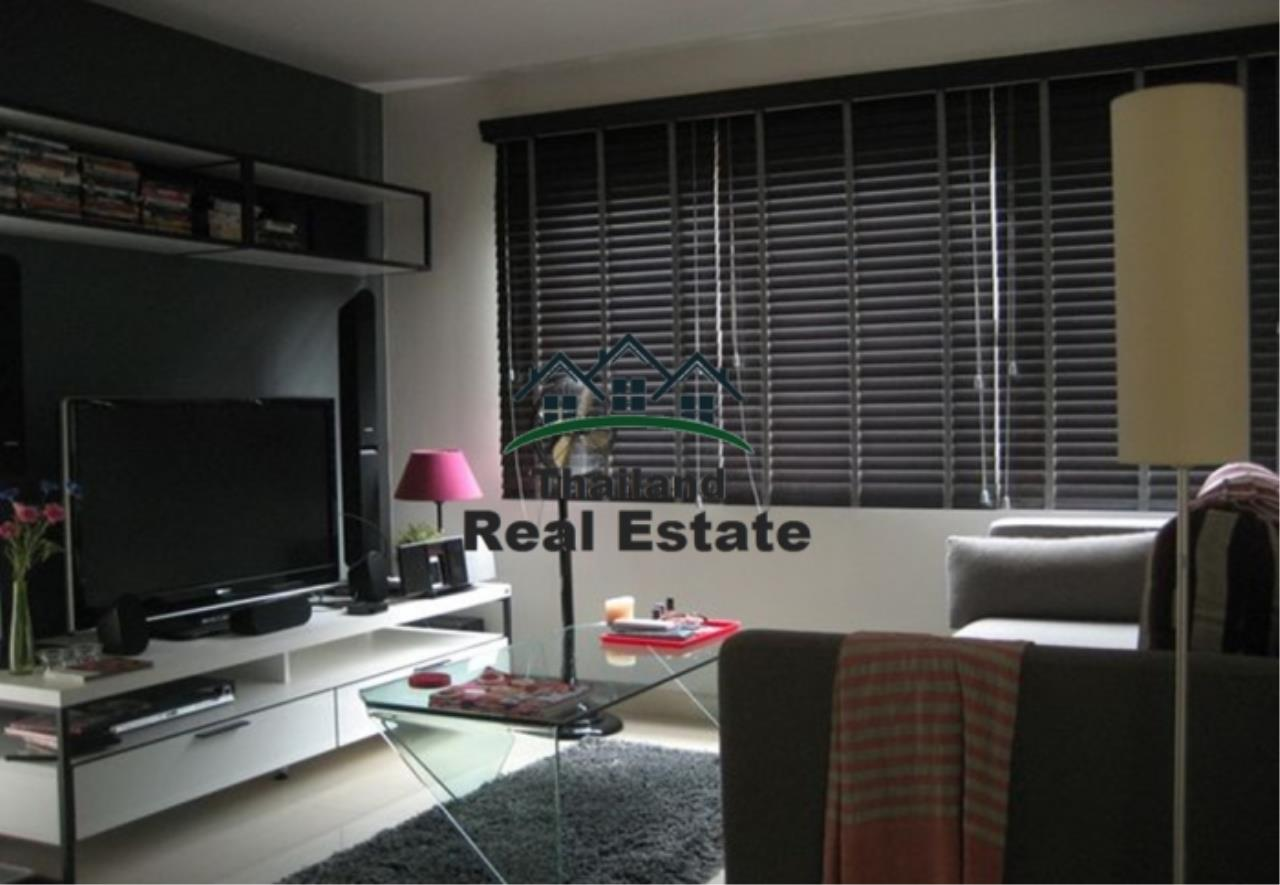 Thailand Real Estate Agency's 1 Bedroom at Condo One Thonglor near Thonglor BTS(12672) 4