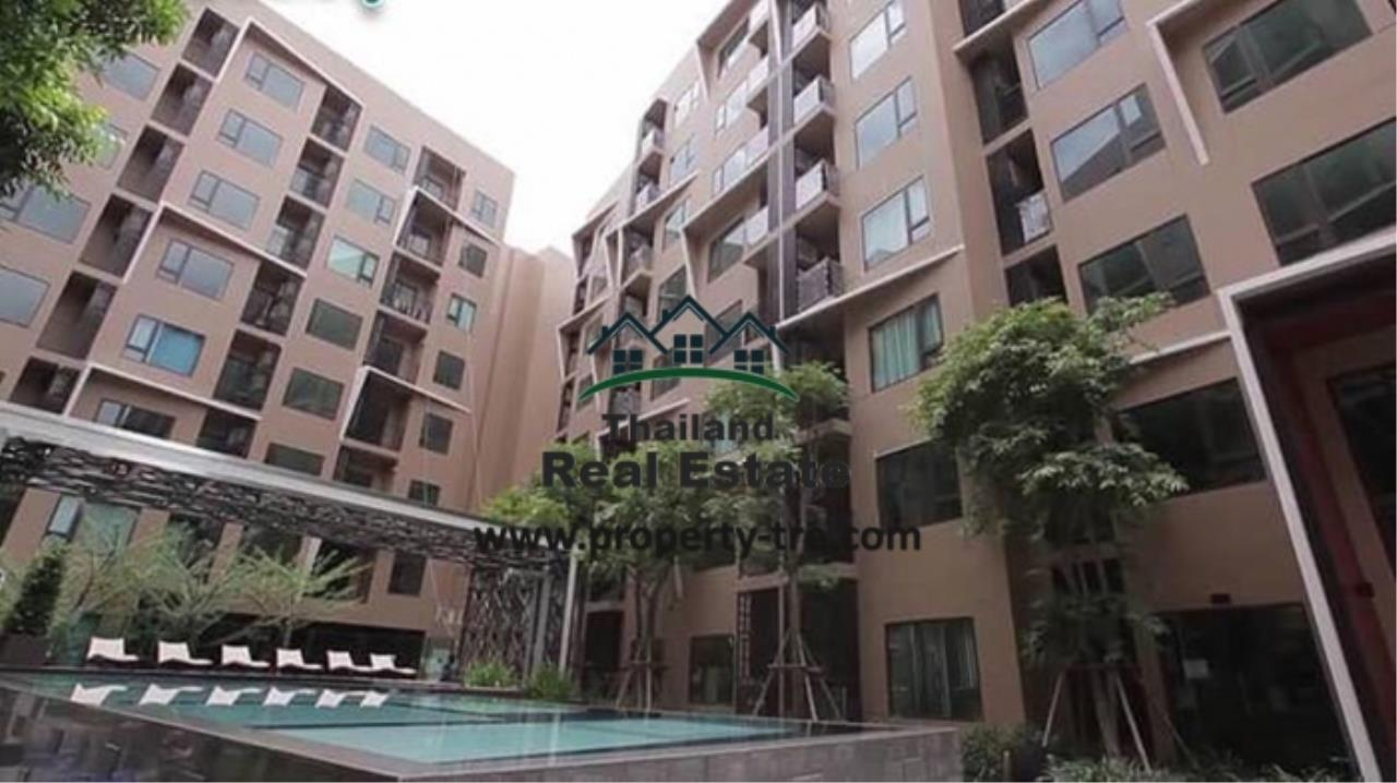Thailand Real Estate Agency's 2 Bedroom Condo at Condolette Pixel near MRT Khlong Toei(12784) 10
