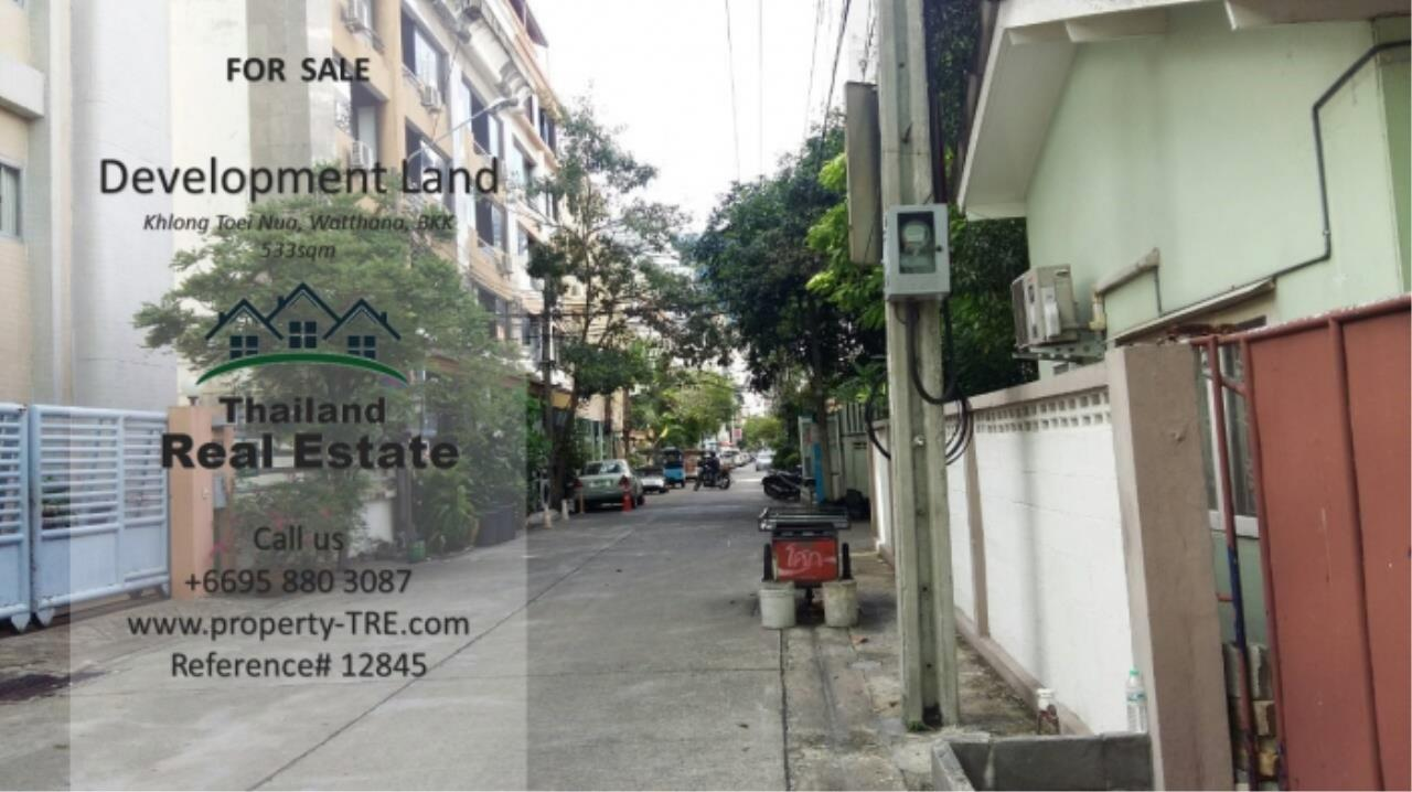 Thailand Real Estate Agency's Prime Land near BTS Nana(12845) 1