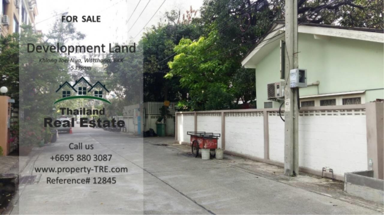 Thailand Real Estate Agency's Prime Land near BTS Nana(12845) 2