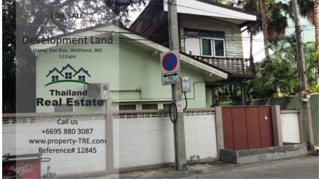 Thailand Real Estate Agency's Prime Land near BTS Nana(12845) 3
