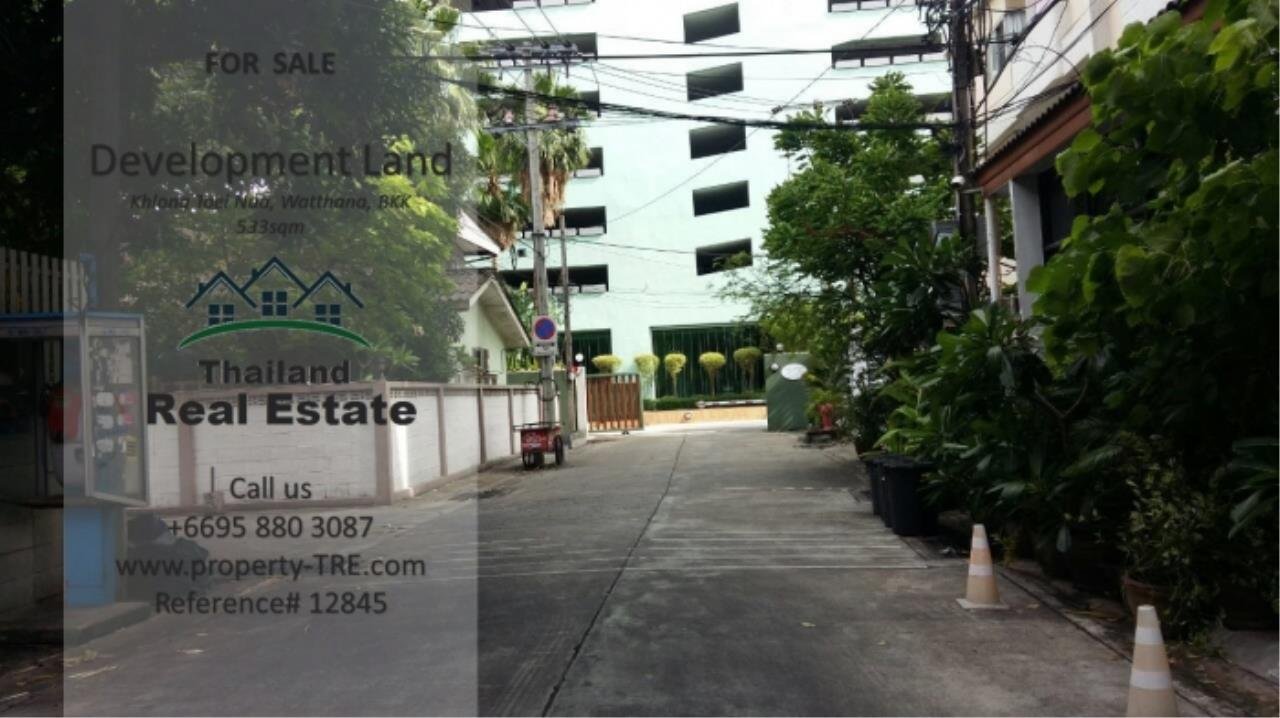 Thailand Real Estate Agency's Prime Land near BTS Nana(12845) 4