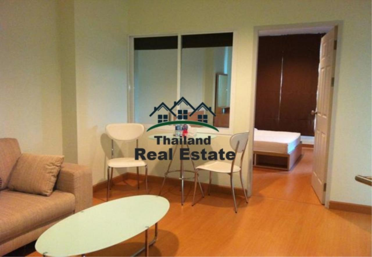 Thailand Real Estate Agency's 1 Bedroom at Condo Life @ Ratchada near MRT Huai Khwang(12687) 1