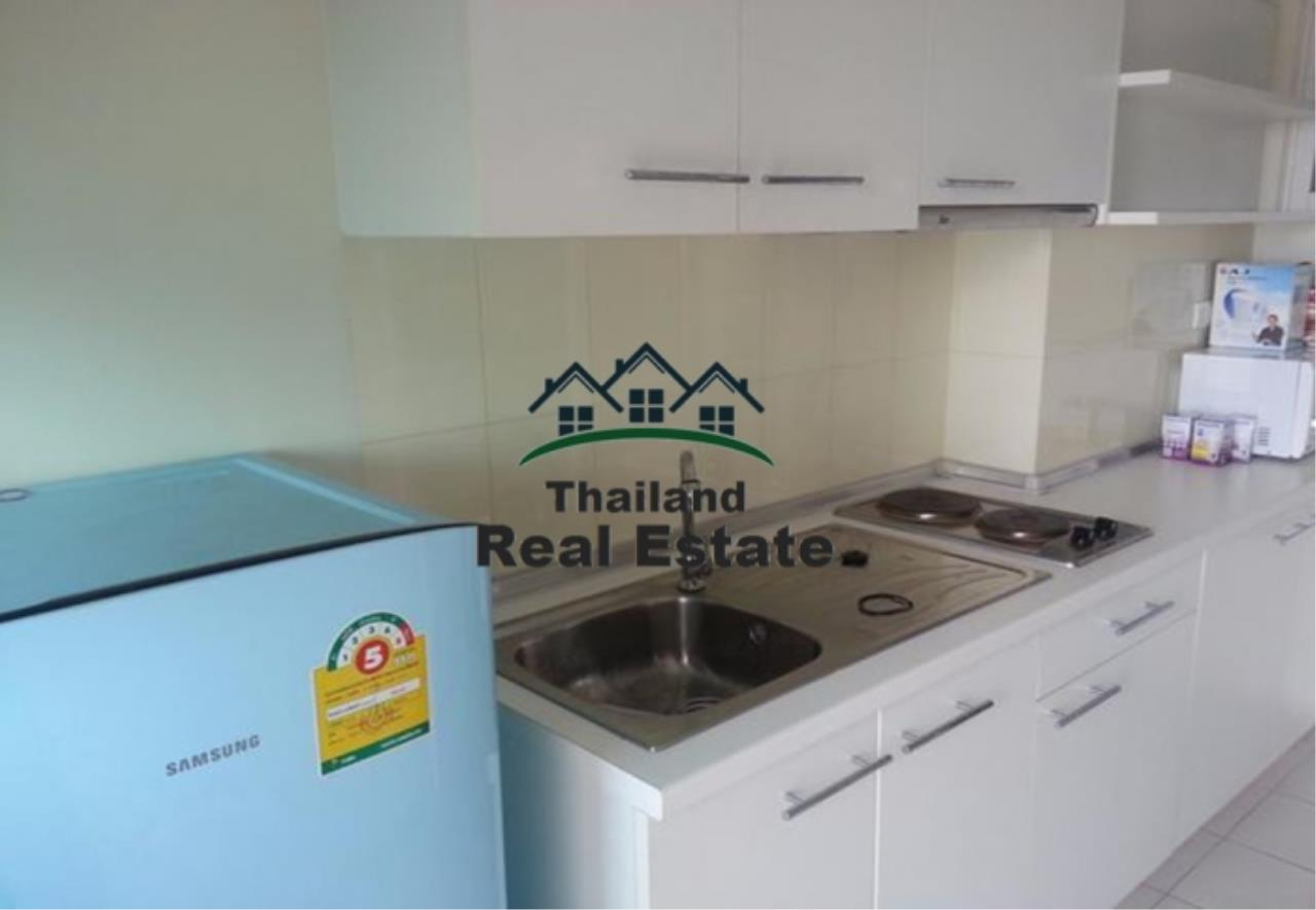 Thailand Real Estate Agency's 1 Bedroom at Condo Life @ Ratchada near MRT Huai Khwang(12687) 3