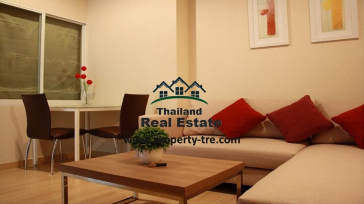 Thailand Real Estate Agency's 1 Bedroom Condo at Life @ Sathon near BTS Chong Nonsi(12799) 7