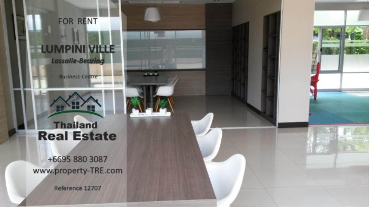Thailand Real Estate Agency's 2 Bedroom Condo at Lumpini Ville  near Bkk Patana School(12707) 1