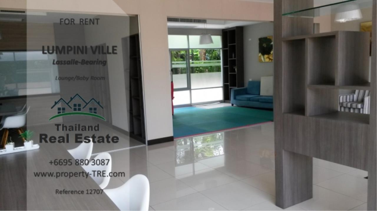Thailand Real Estate Agency's 2 Bedroom Condo at Lumpini Ville  near Bkk Patana School(12707) 2