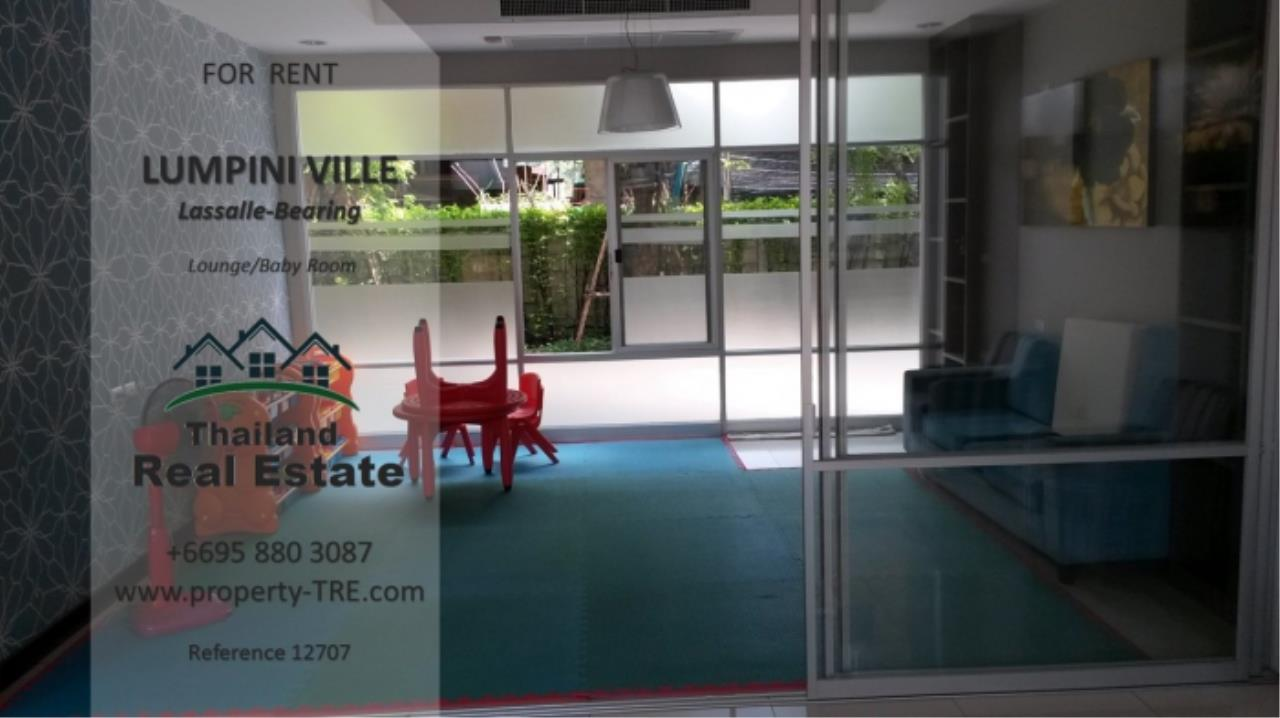 Thailand Real Estate Agency's 2 Bedroom Condo at Lumpini Ville  near Bkk Patana School(12707) 3