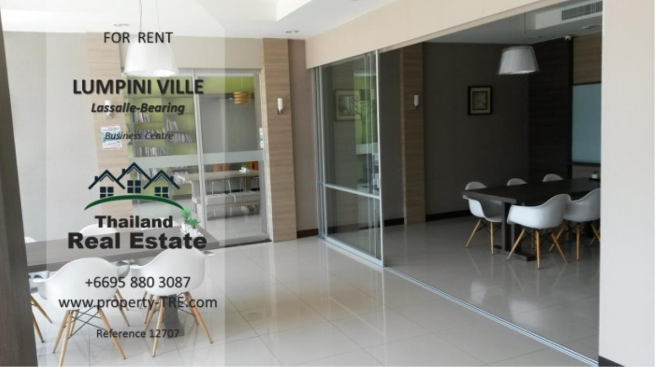 Thailand Real Estate Agency's 2 Bedroom Condo at Lumpini Ville  near Bkk Patana School(12707) 4