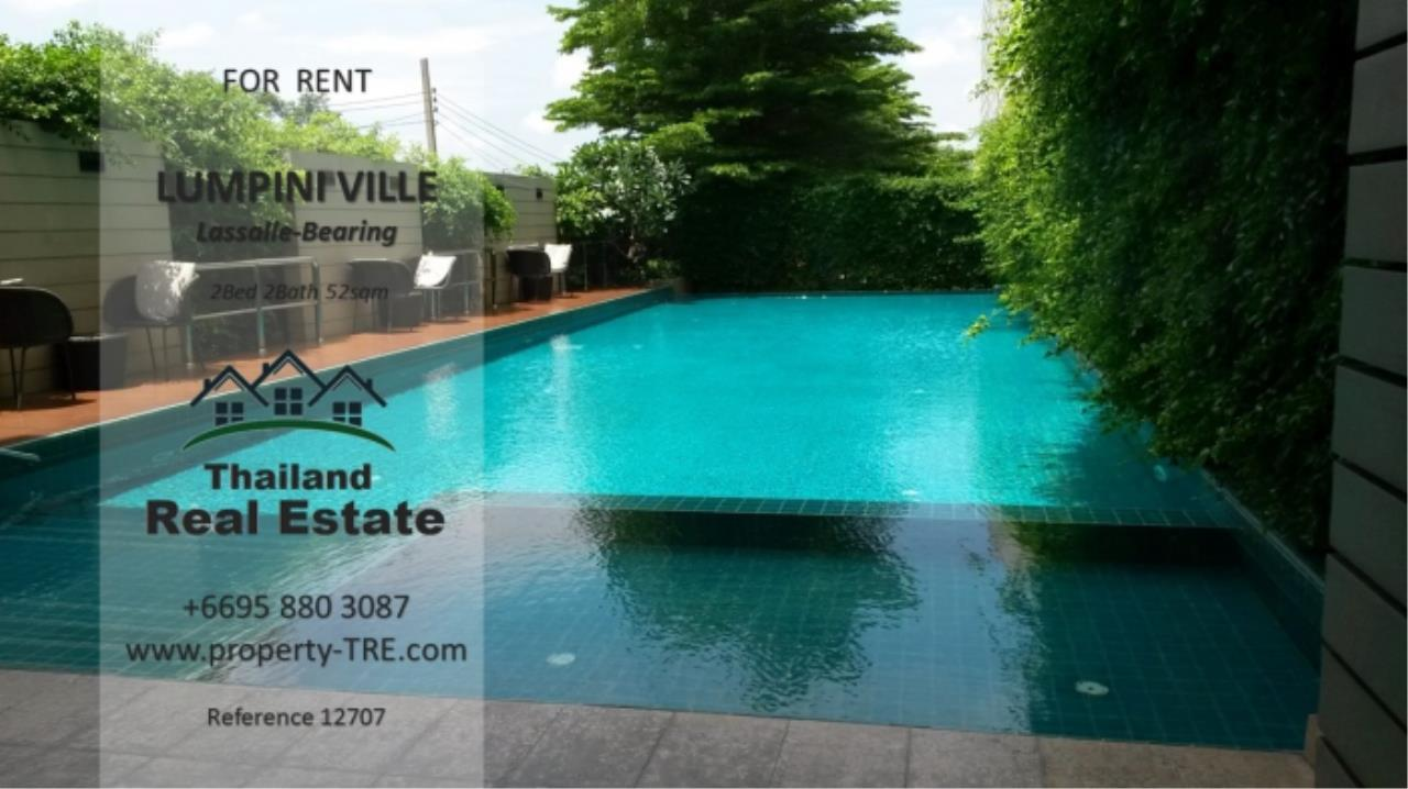 Thailand Real Estate Agency's 2 Bedroom Condo at Lumpini Ville  near Bkk Patana School(12707) 8
