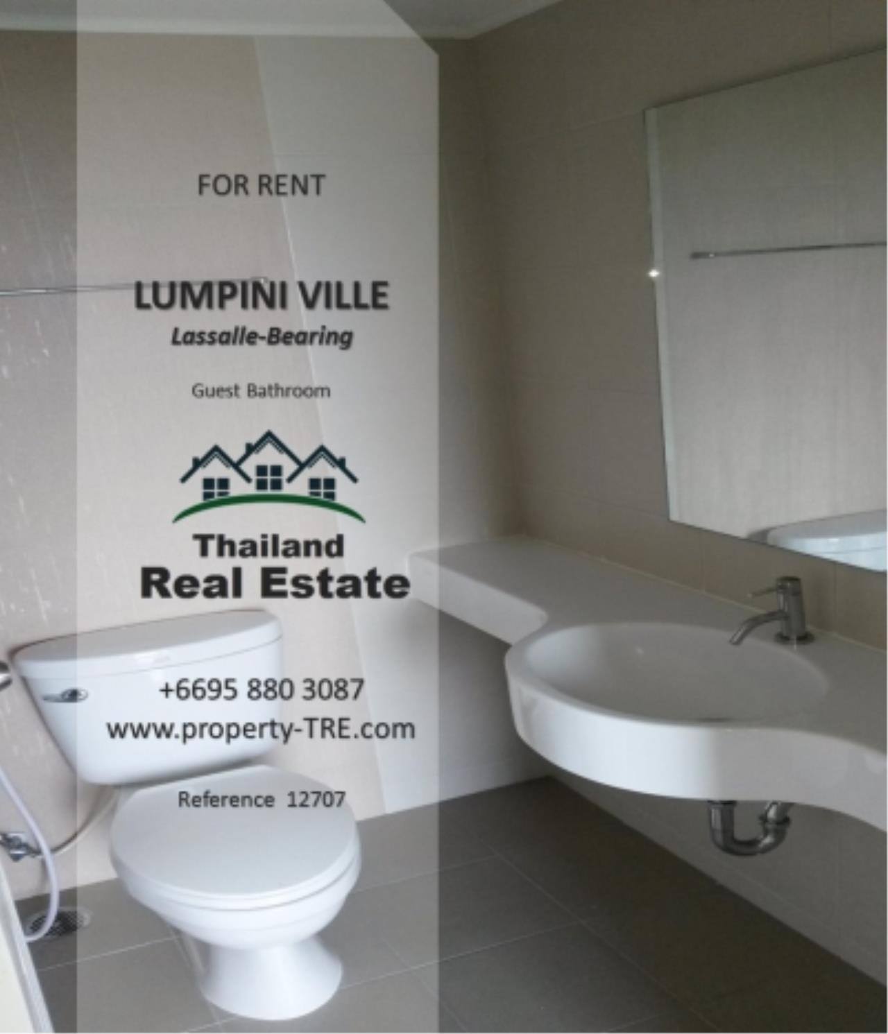 Thailand Real Estate Agency's 2 Bedroom Condo at Lumpini Ville  near Bkk Patana School(12707) 9