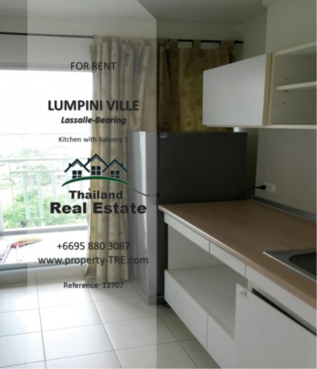 Thailand Real Estate Agency's 2 Bedroom Condo at Lumpini Ville  near Bkk Patana School(12707) 11