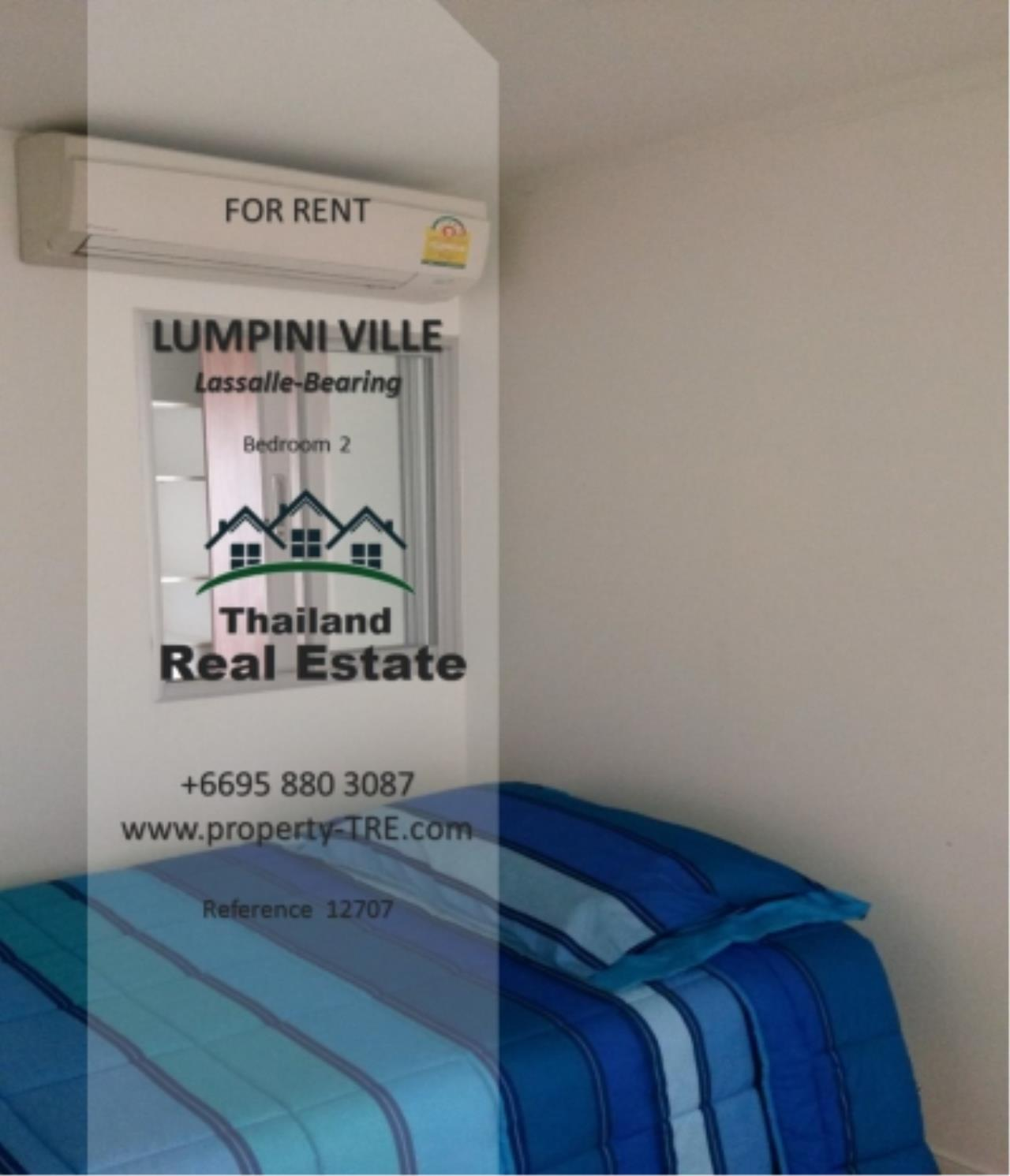 Thailand Real Estate Agency's 2 Bedroom Condo at Lumpini Ville  near Bkk Patana School(12707) 13