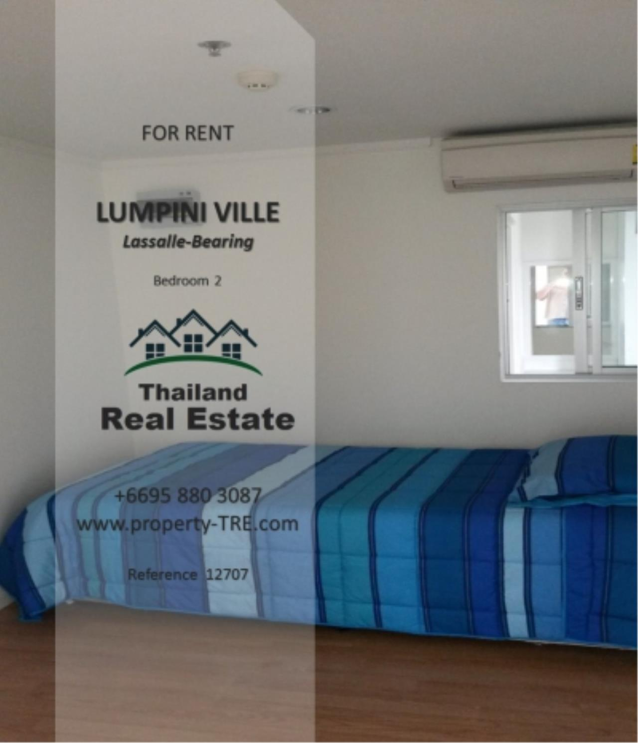 Thailand Real Estate Agency's 2 Bedroom Condo at Lumpini Ville  near Bkk Patana School(12707) 14