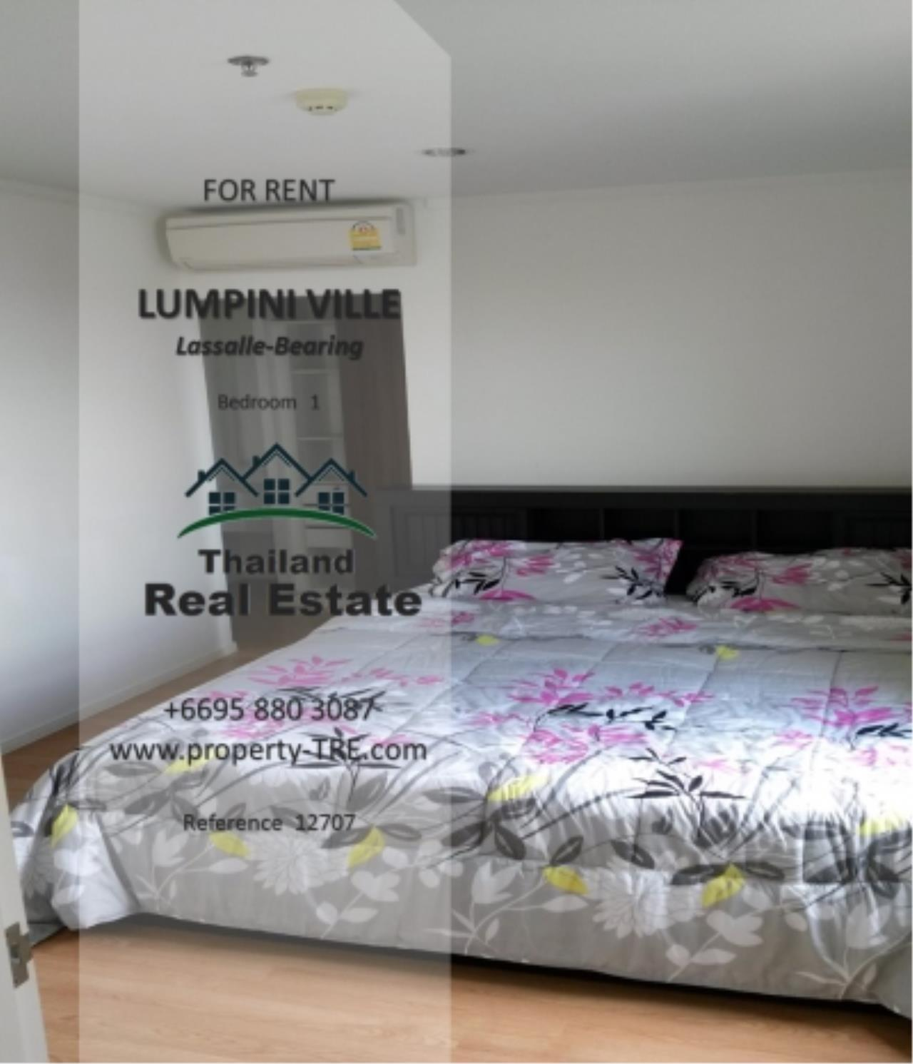 Thailand Real Estate Agency's 2 Bedroom Condo at Lumpini Ville  near Bkk Patana School(12707) 15