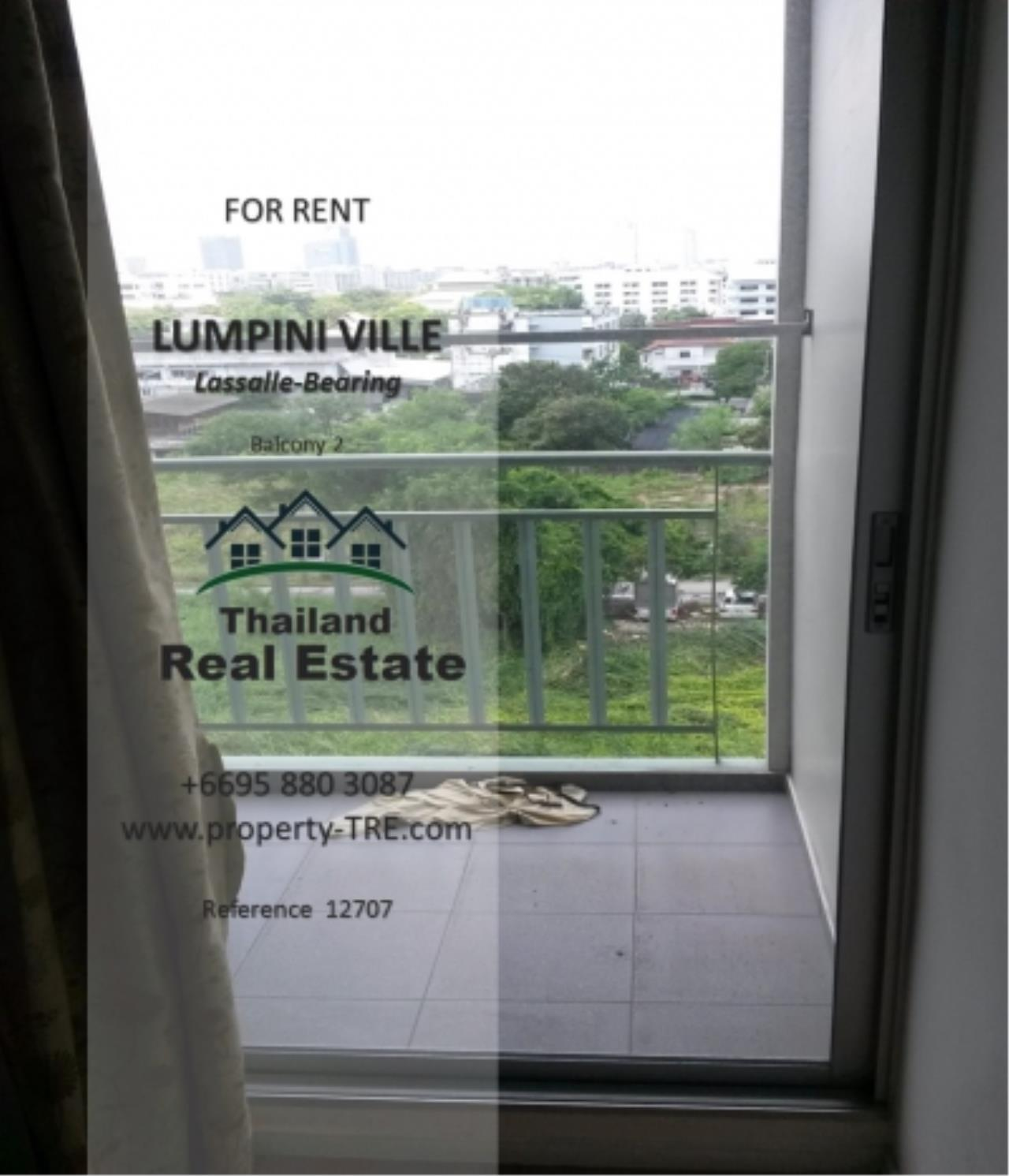 Thailand Real Estate Agency's 2 Bedroom Condo at Lumpini Ville  near Bkk Patana School(12707) 18