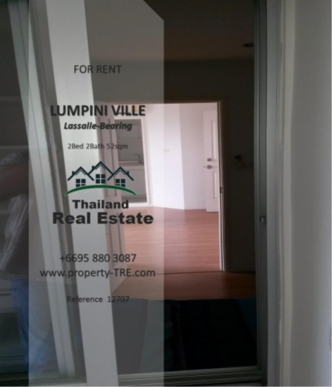 Thailand Real Estate Agency's 2 Bedroom Condo at Lumpini Ville  near Bkk Patana School(12707) 20