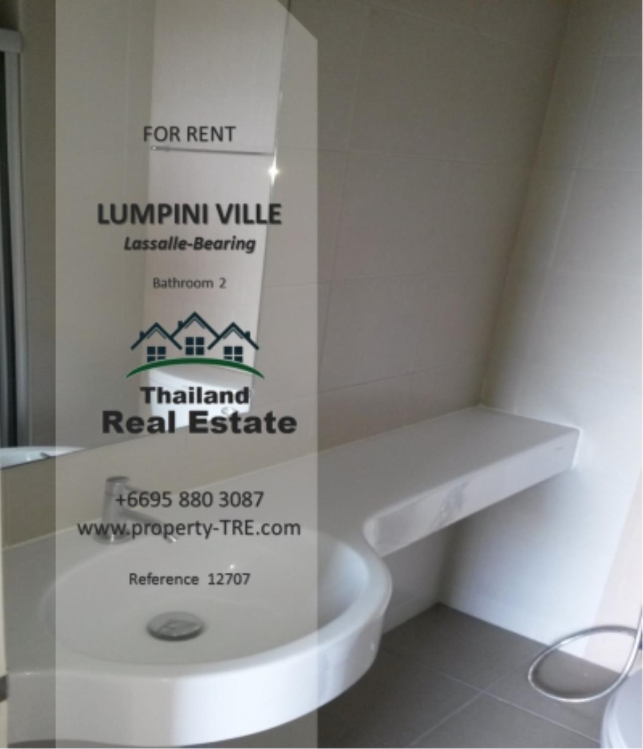 Thailand Real Estate Agency's 2 Bedroom Condo at Lumpini Ville  near Bkk Patana School(12707) 21