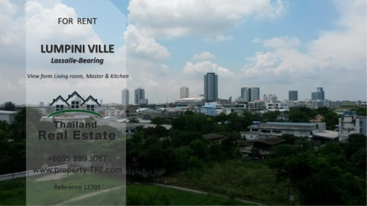 Thailand Real Estate Agency's 2 Bedroom Condo at Lumpini Ville  near Bkk Patana School(12707) 25