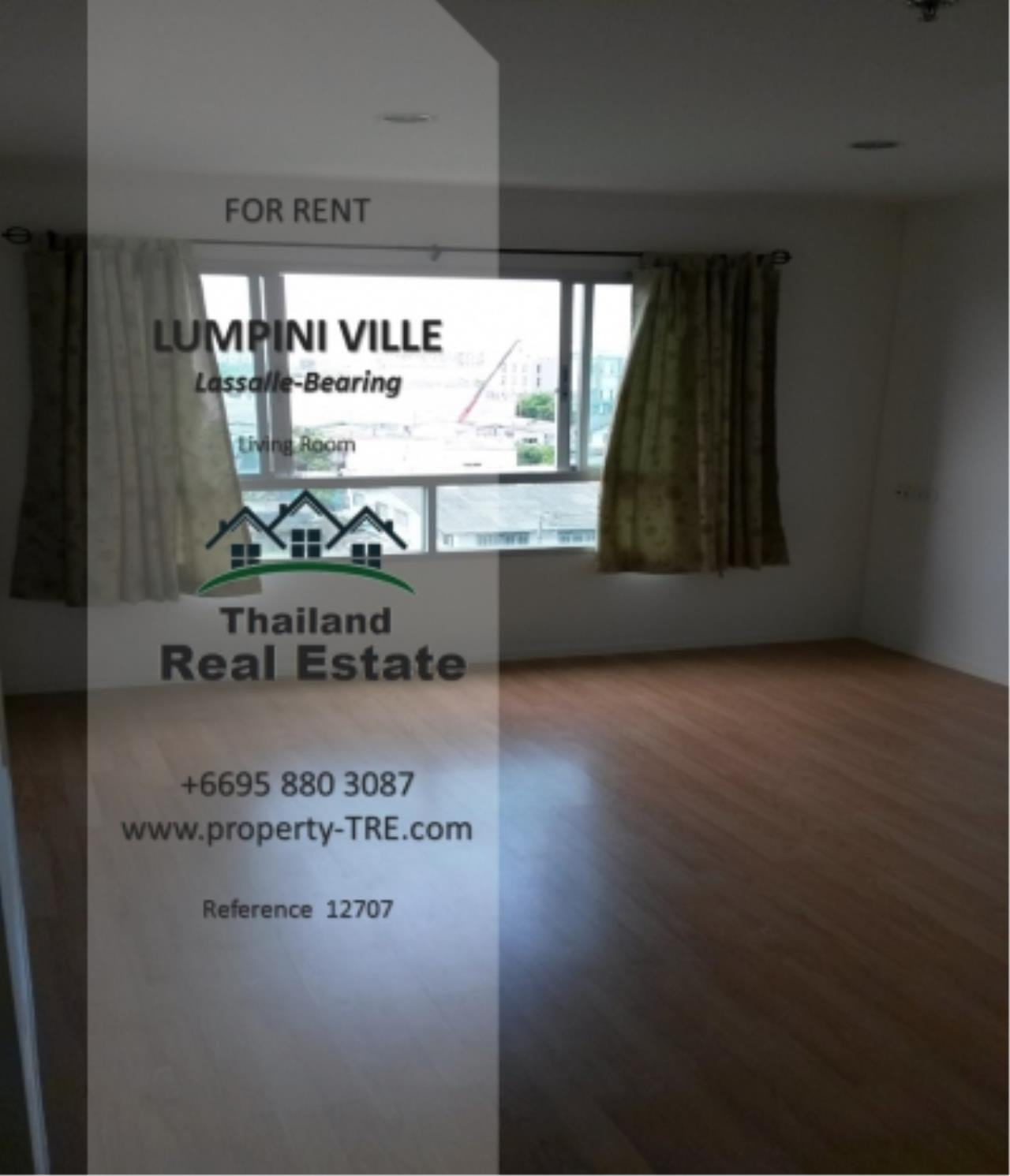 Thailand Real Estate Agency's 2 Bedroom Condo at Lumpini Ville  near Bkk Patana School(12707) 26