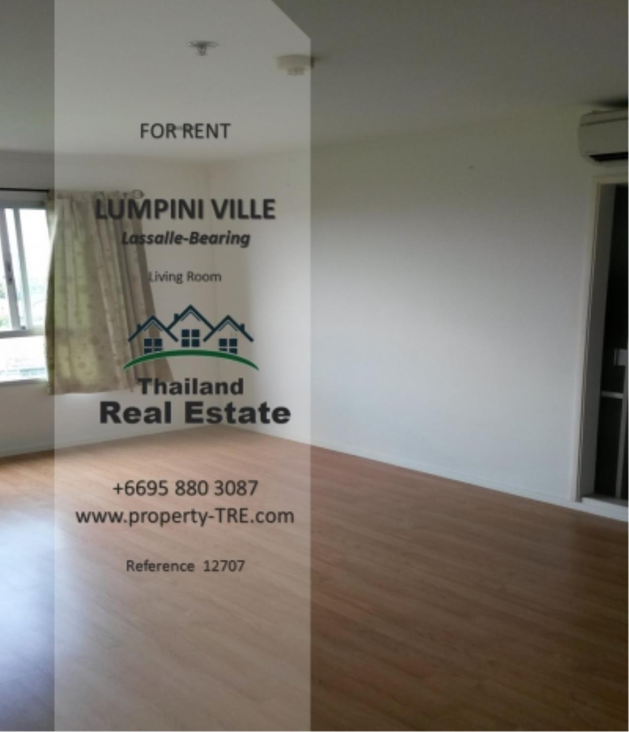 Thailand Real Estate Agency's 2 Bedroom Condo at Lumpini Ville  near Bkk Patana School(12707) 27