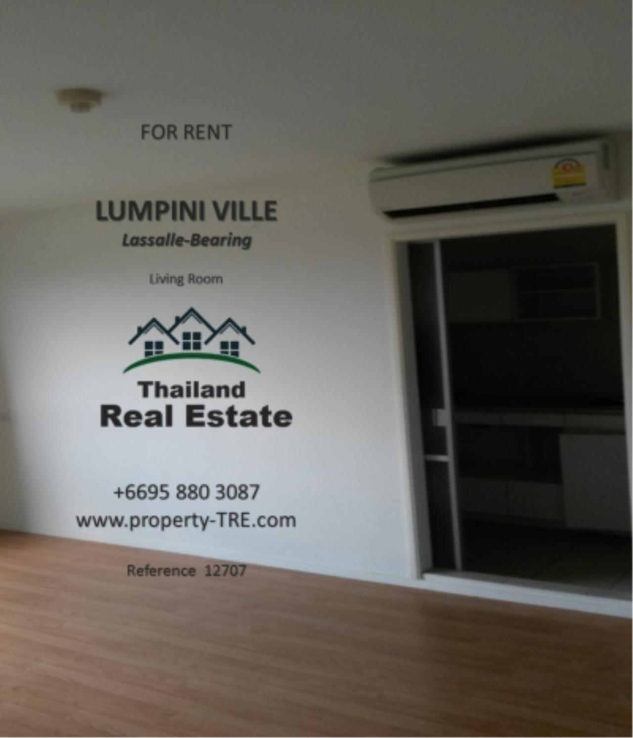 Thailand Real Estate Agency's 2 Bedroom Condo at Lumpini Ville  near Bkk Patana School(12707) 28