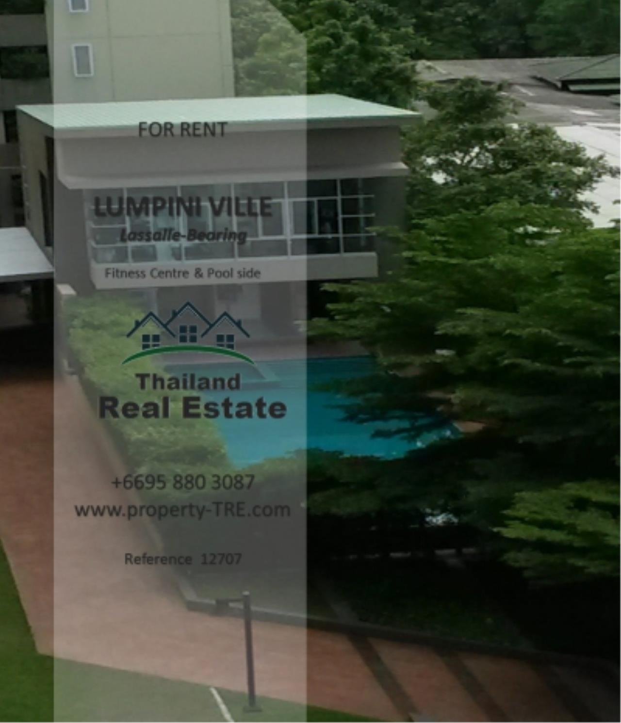 Thailand Real Estate Agency's 2 Bedroom Condo at Lumpini Ville  near Bkk Patana School(12707) 30