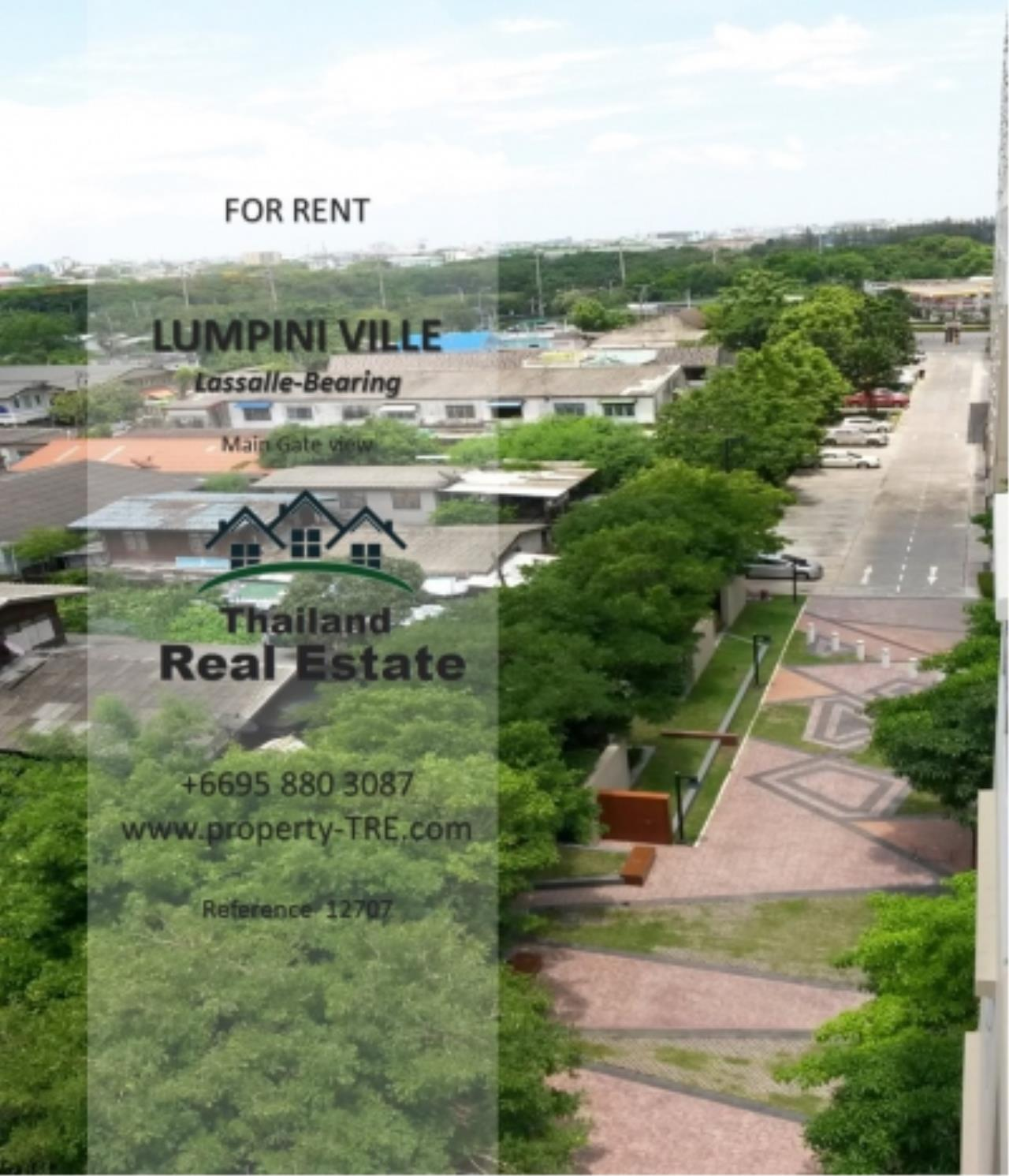 Thailand Real Estate Agency's 2 Bedroom Condo at Lumpini Ville  near Bkk Patana School(12707) 33