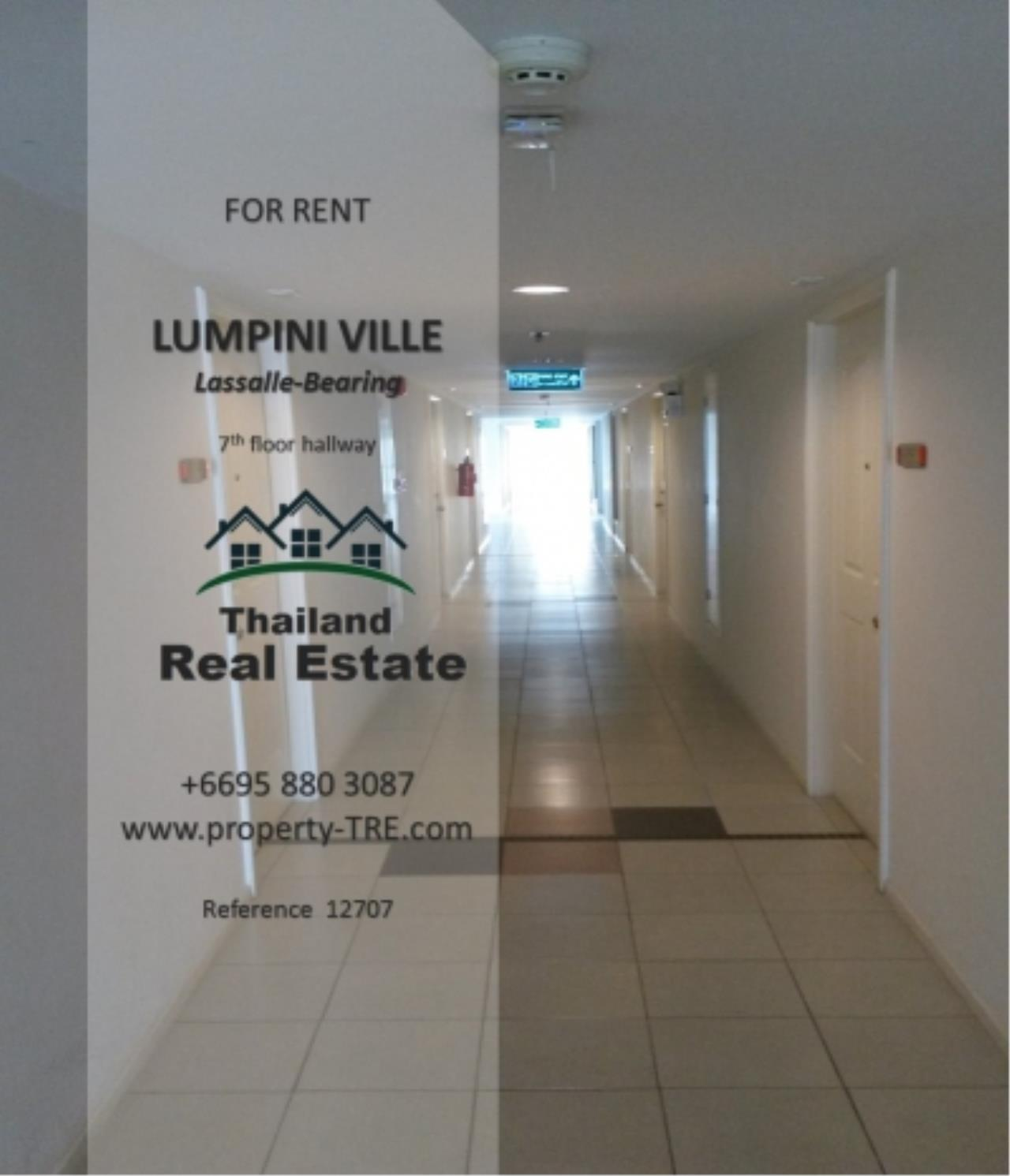 Thailand Real Estate Agency's 2 Bedroom Condo at Lumpini Ville  near Bkk Patana School(12707) 34