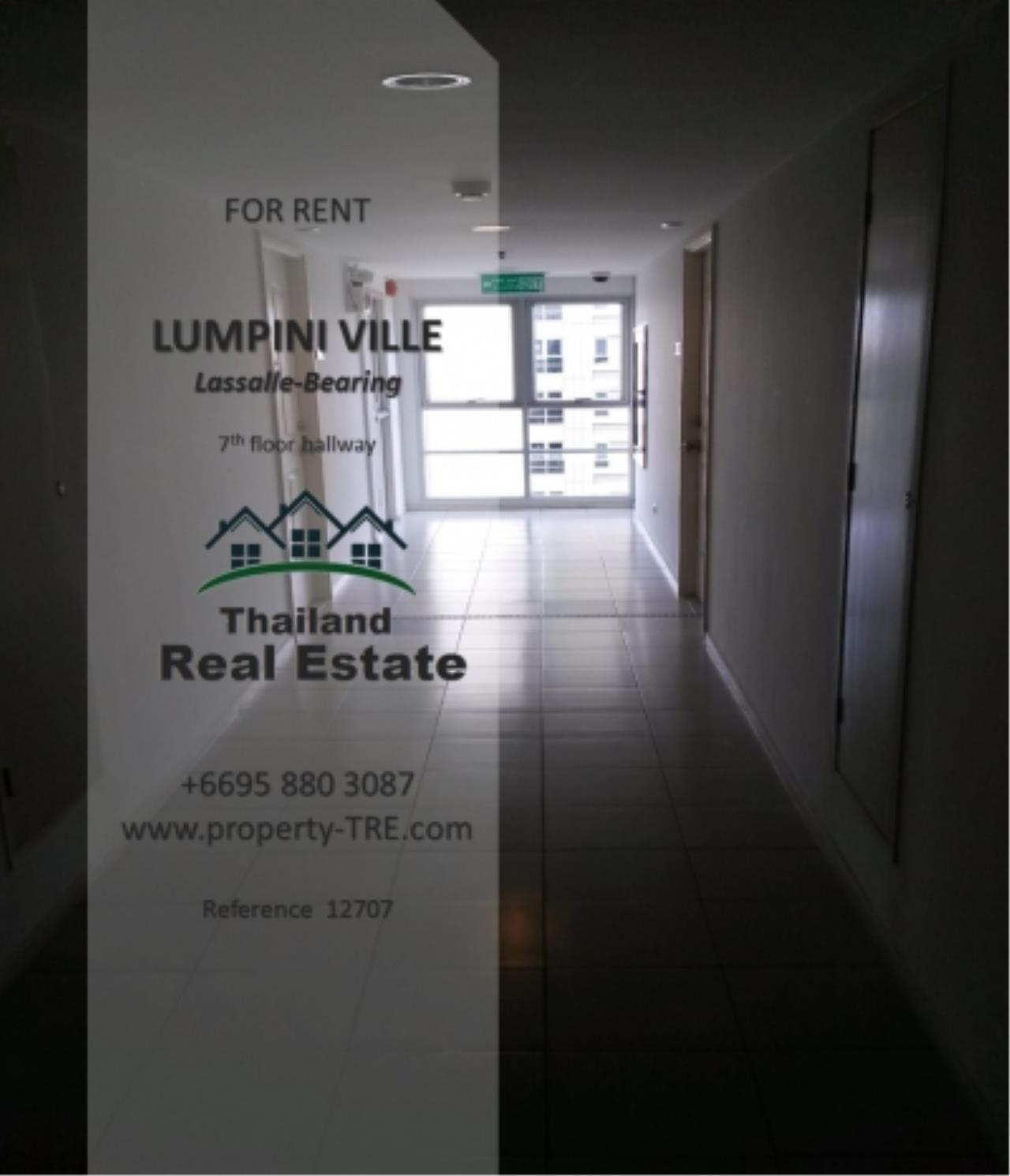 Thailand Real Estate Agency's 2 Bedroom Condo at Lumpini Ville  near Bkk Patana School(12707) 35