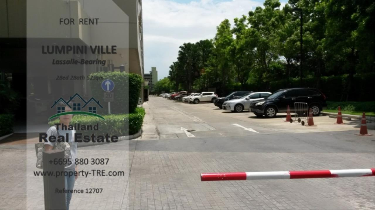 Thailand Real Estate Agency's 2 Bedroom Condo at Lumpini Ville  near Bkk Patana School(12707) 37