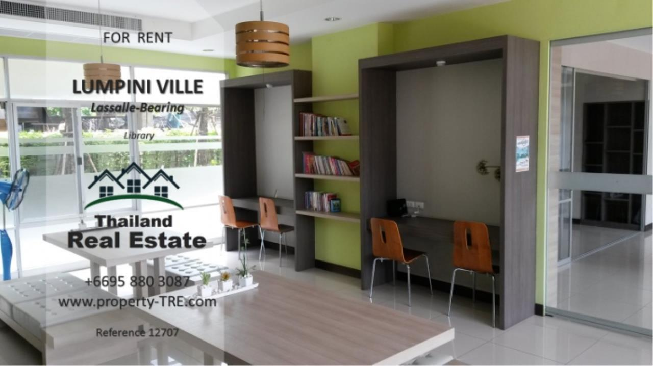 Thailand Real Estate Agency's 2 Bedroom Condo at Lumpini Ville  near Bkk Patana School(12707) 44