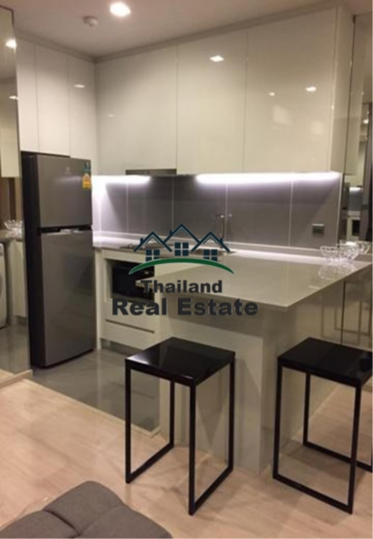 Thailand Real Estate Agency's 1 Bedroom Condo at M Thonglor near BTS Ekkamai(12708) 1