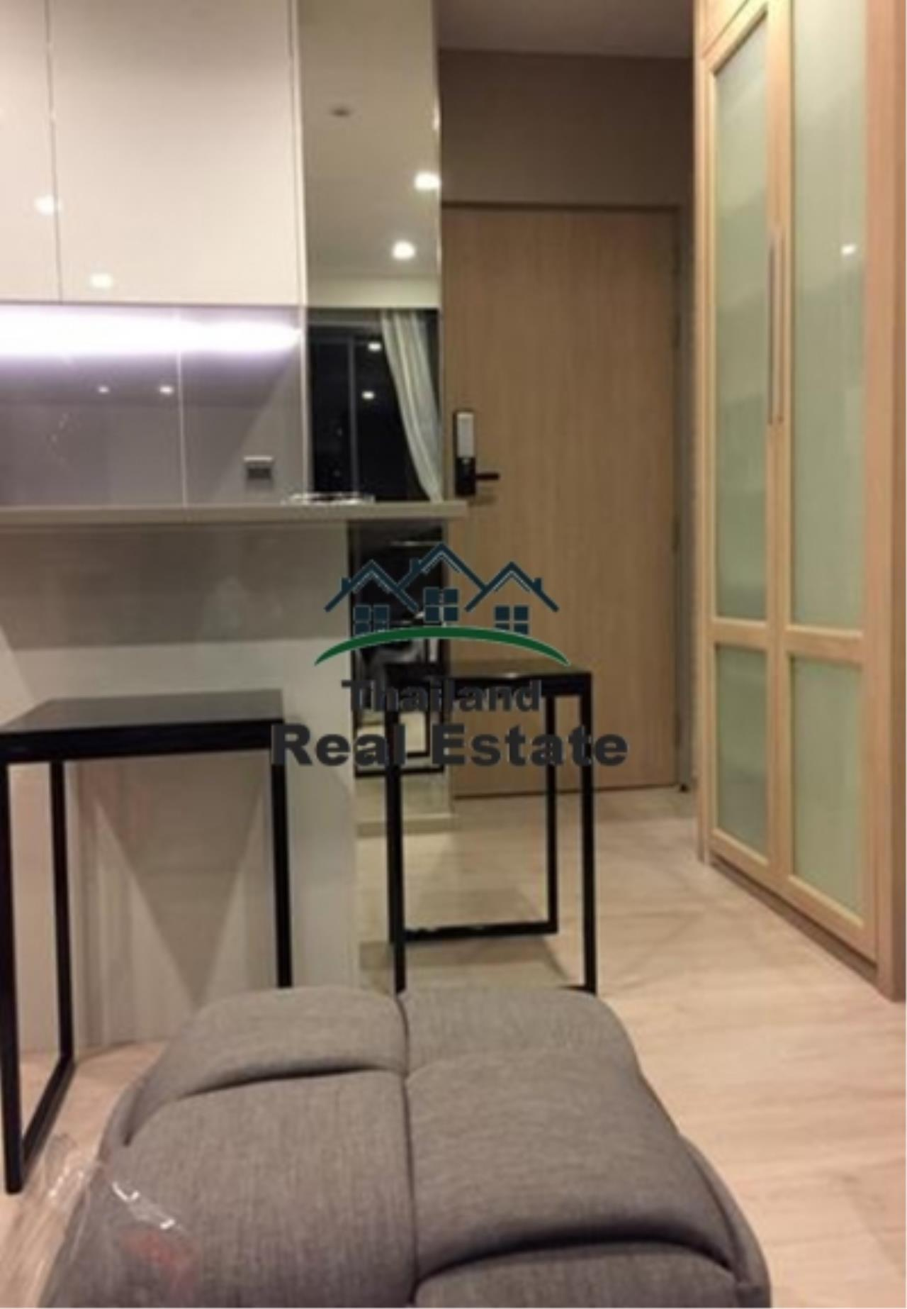 Thailand Real Estate Agency's 1 Bedroom Condo at M Thonglor near BTS Ekkamai(12708) 2