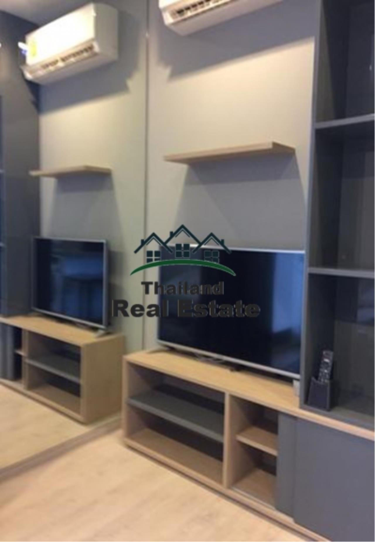Thailand Real Estate Agency's 1 Bedroom Condo at M Thonglor near BTS Ekkamai(12708) 4