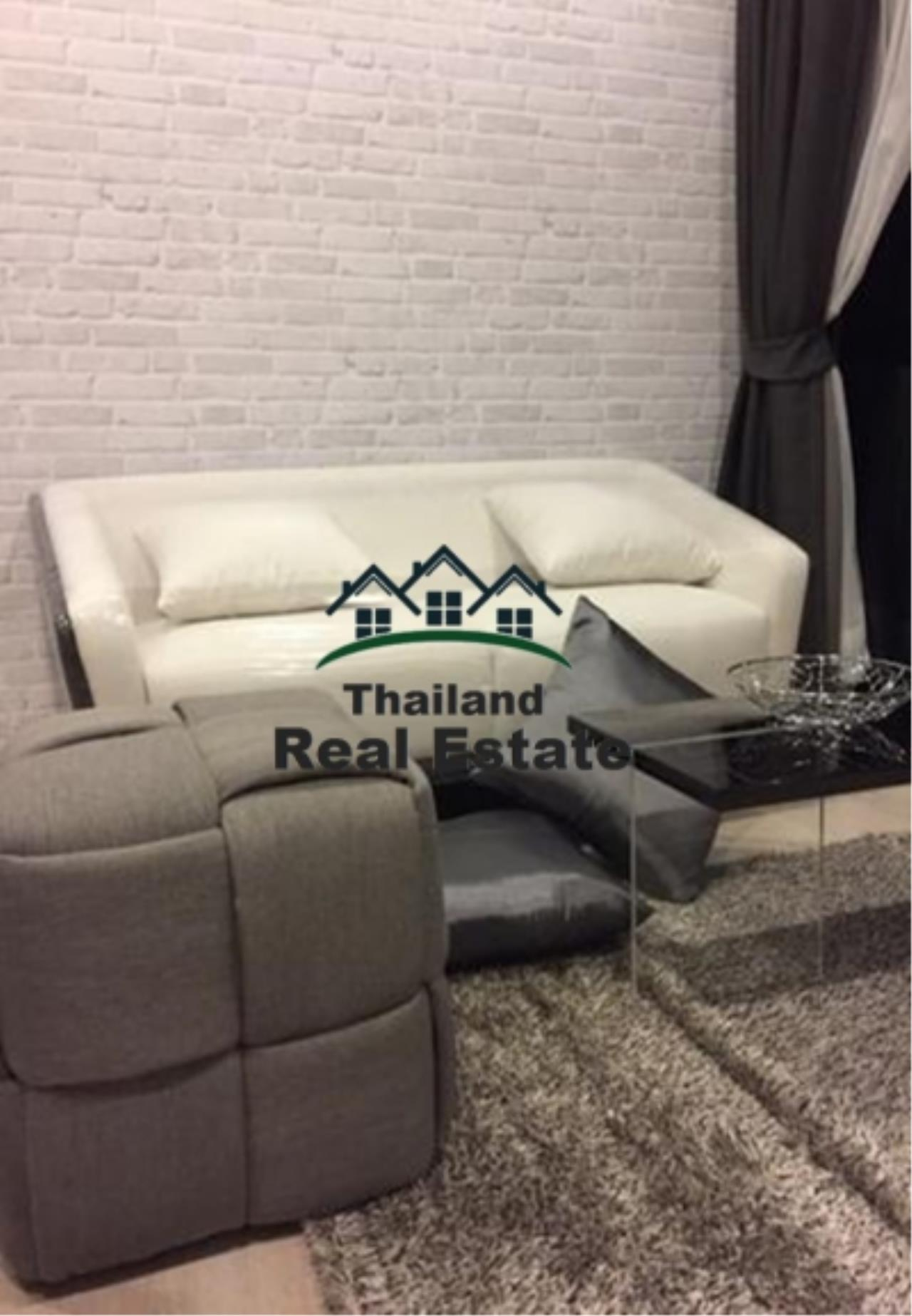 Thailand Real Estate Agency's 1 Bedroom Condo at M Thonglor near BTS Ekkamai(12708) 5