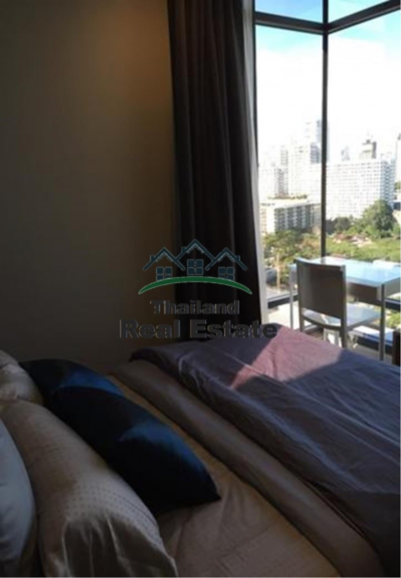 Thailand Real Estate Agency's 1 Bedroom Condo at M Thonglor near BTS Ekkamai(12708) 6