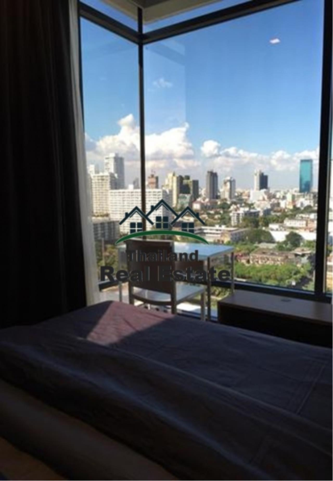 Thailand Real Estate Agency's 1 Bedroom Condo at M Thonglor near BTS Ekkamai(12708) 7