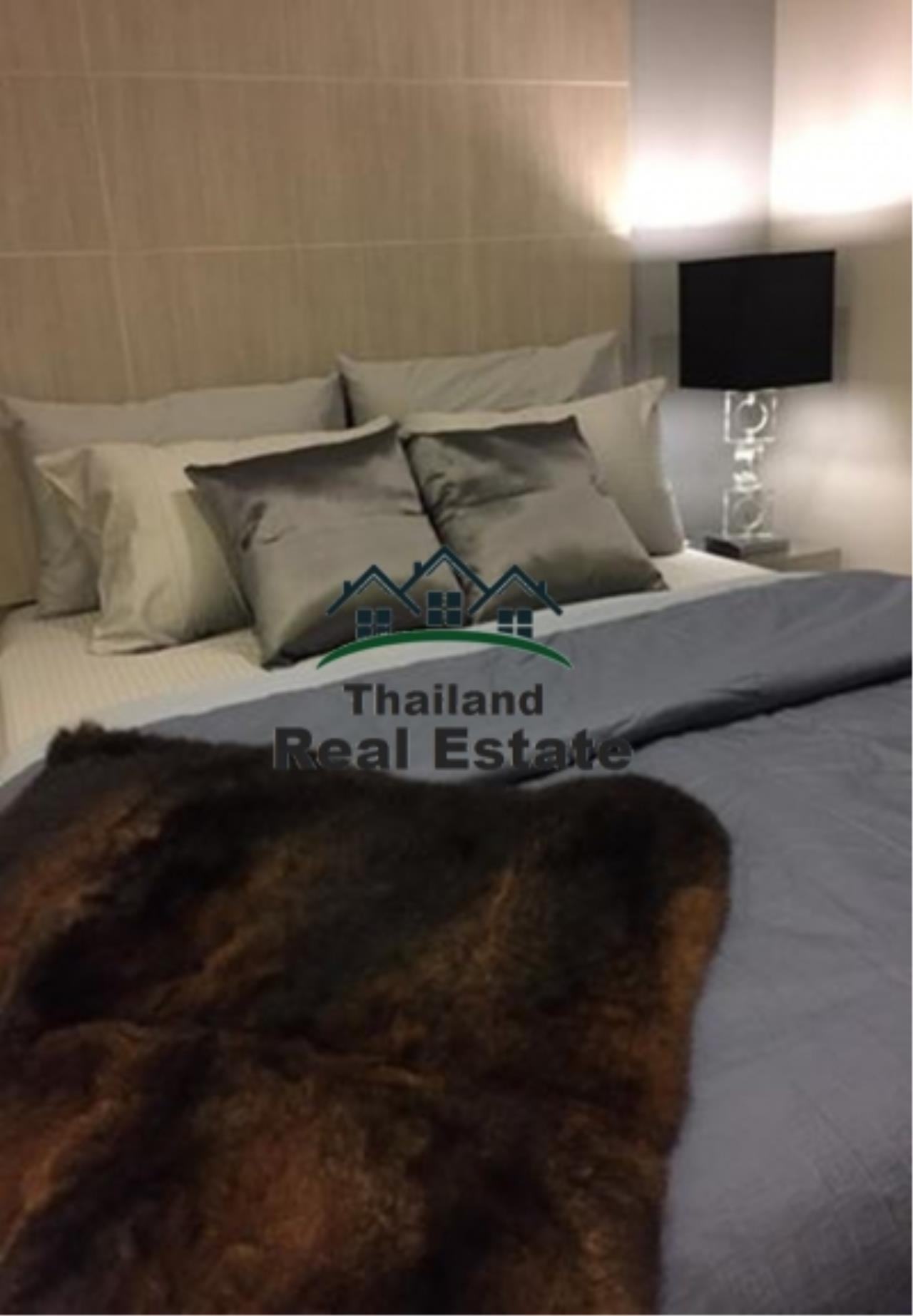 Thailand Real Estate Agency's 1 Bedroom Condo at M Thonglor near BTS Ekkamai(12708) 8