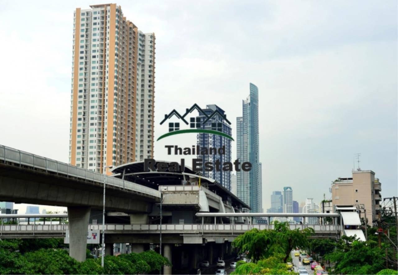 Thailand Real Estate Agency's 1 Bedroom Condo at  Q House  near BTS Khrung Thonburi(12718) 1