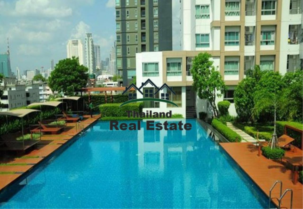 Thailand Real Estate Agency's 1 Bedroom Condo at  Q House  near BTS Khrung Thonburi(12718) 3