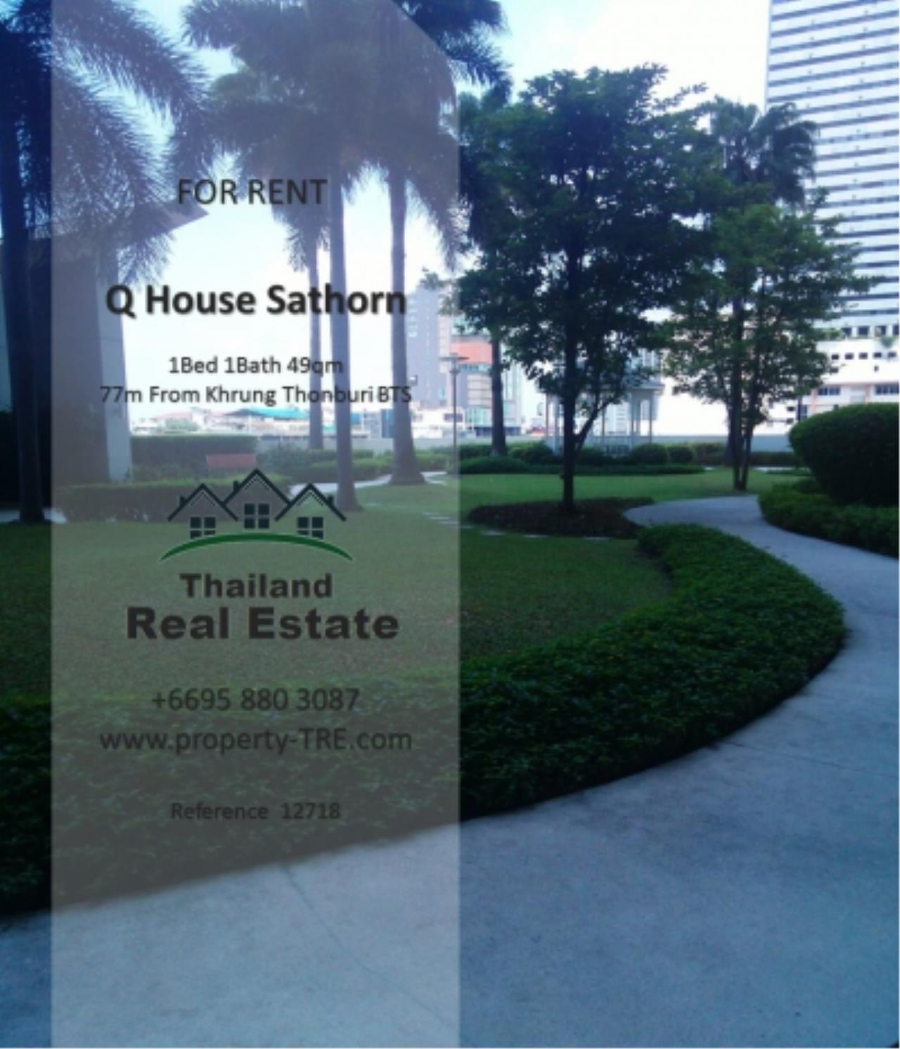 Thailand Real Estate Agency's 1 Bedroom Condo at  Q House  near BTS Khrung Thonburi(12718) 15